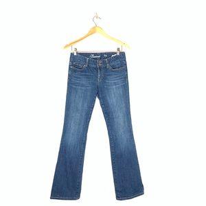 Tommy Hilfiger Dark Wash Classic Bootcut Jeans 4R